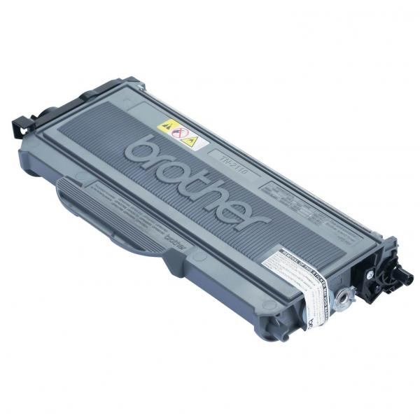 Brother originální toner TN2110, black, 1500str., HL-2140, 2150N, 2170W, DCP-7030, 7045N