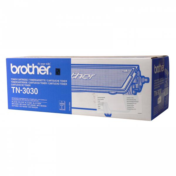 Brother originální toner TN3030, black, 3500str., HL-5130, 5150D, 5170DN, MFC-8220, DCP-8040, 8045D